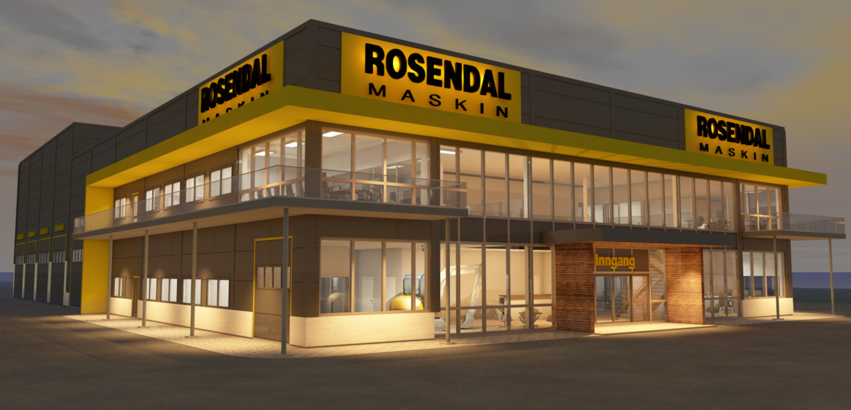 Rosendal Maskin – Askim